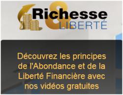 Préparez votre liberté financière
